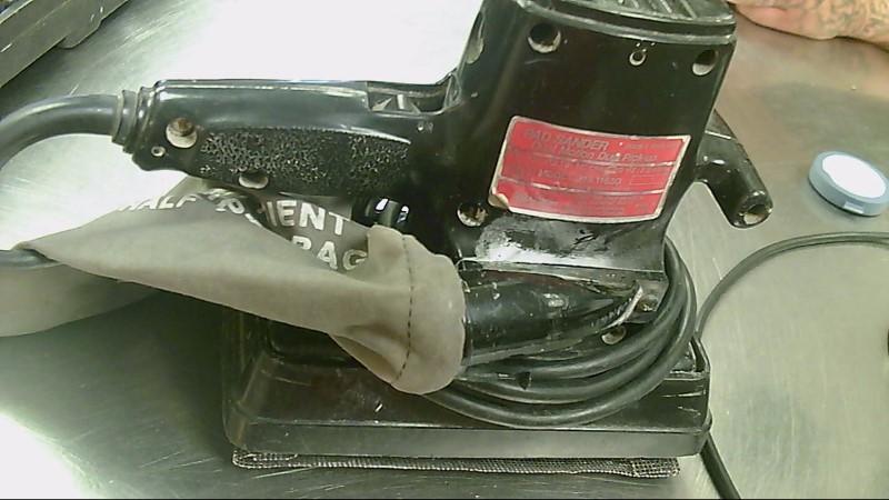 CRAFTSMAN 1/3 SHEET SANDER 2.8A 315.11650
