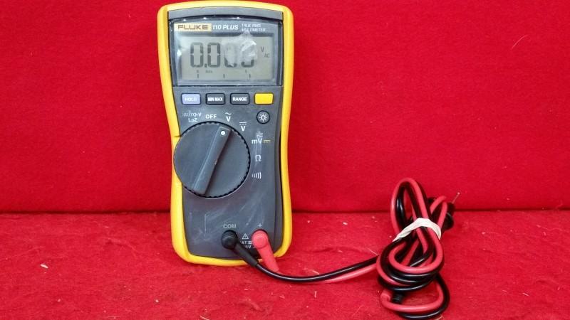 Fluke 110 Plus True RMS Multimeter