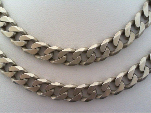 Silver Link Chain 925 Silver 43.7g