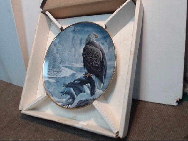 HAMILTON Collectible Plate/Figurine PLATE