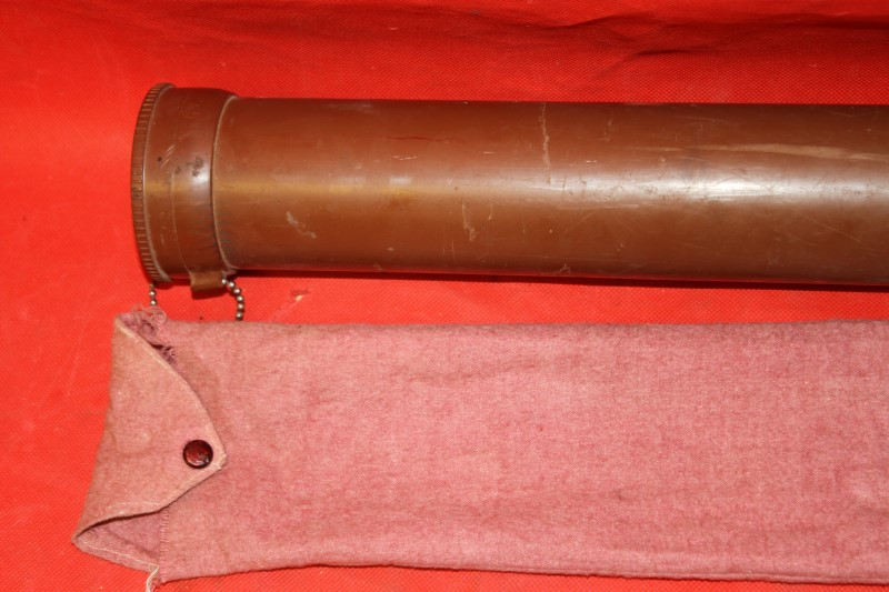 Vintage Northwoods 4 Piece Backpacking Fly Rod With Case **NO SPECS**