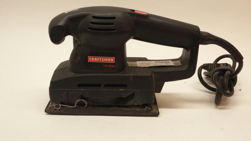 CRAFTSMAN Vibration Sander 315.116311