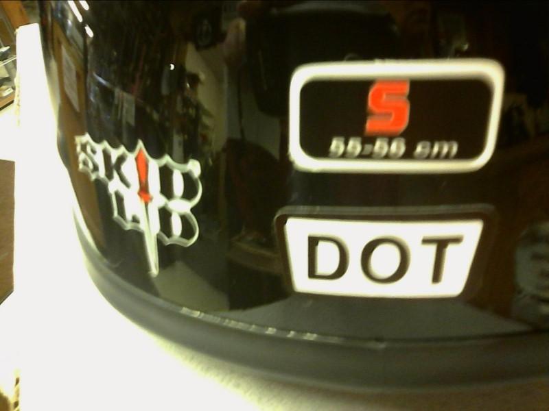 SKID Motorcycle Helmet U-70