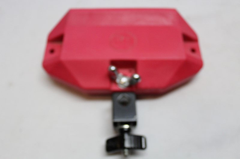 LP MUSIC GROUP Percussion Part/Accessory RED BLOCK
