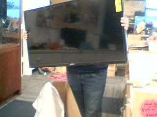 SAMSUNG Flat Panel Television UN40H5003AF