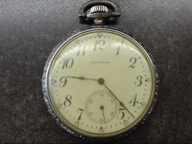 WALTHAM Pocket Watch POCKET