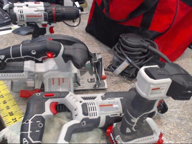 PORTER CABLE Combination Tool Set PCC601/PCC641/PCC660/PCC670/PCC700 COMBO