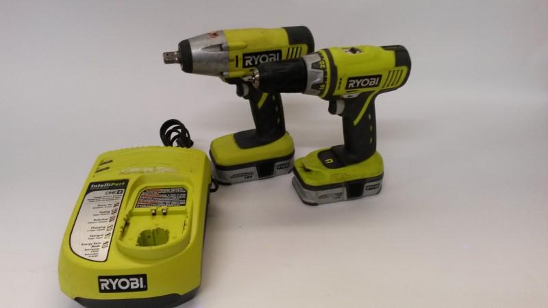 RYOBI Cordless Drill P202/260