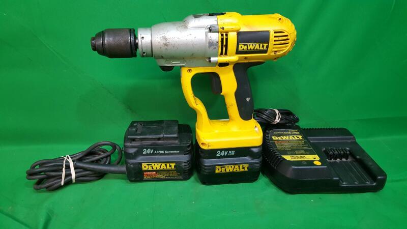 DEWALT Hammer Drill DW006