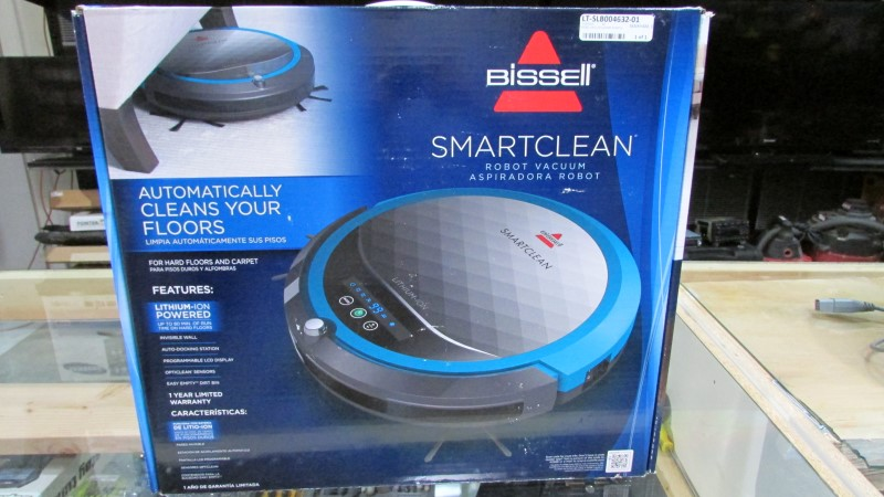 BISSELL Vacuum Cleaner SMARTCLEAN