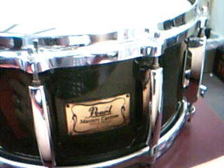 PEARL Drum MASTERS CUSTOM