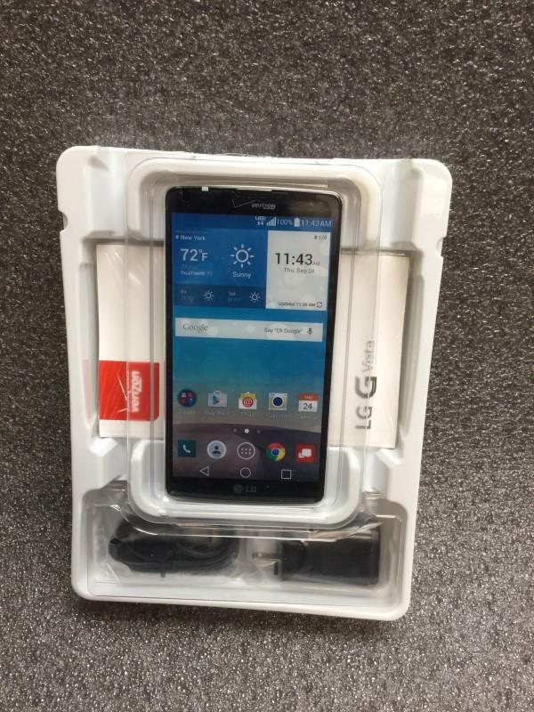 LG G Vista 8GB 4G LTE Verizon Sartphone For parts / AS-IS