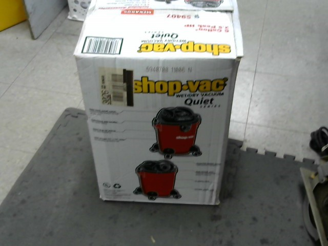 SHOP-VAC Shop Equipment 6 GAL 2.5HP