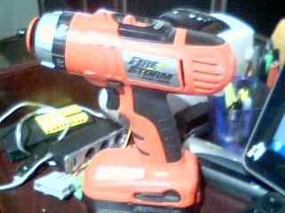 BLACK & DECKER Cordless Drill FS1802D