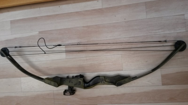 BEAR ARCHERY Bow BLACK BEAR
