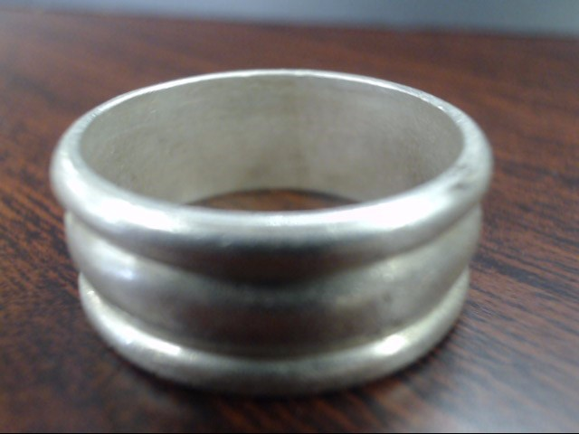 Gent's Silver Ring 925 Silver 9.7g Size:11.5