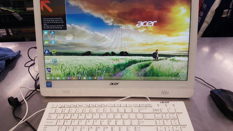 ACER PC Desktop APSPIRE Z1-611