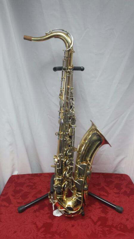 Yamaha YTS-21 Tenor Saxophone