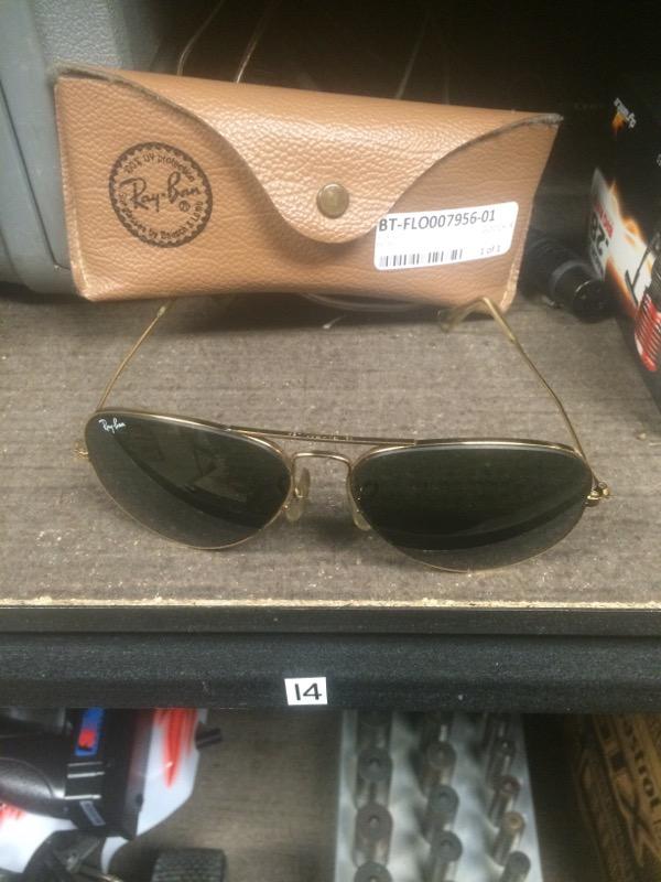 RAY-BAN Sunglasses B&L 1/10