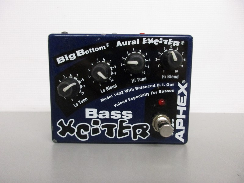 APHEX 1402 BASS XCITER PEDAL