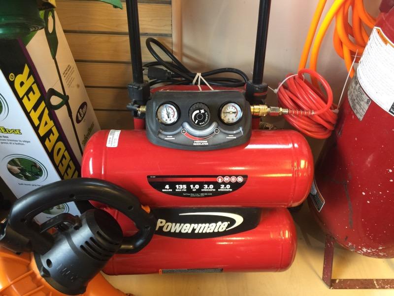 POWERMATE Air Compressor VKP1080418 AIR COMPRESSOR