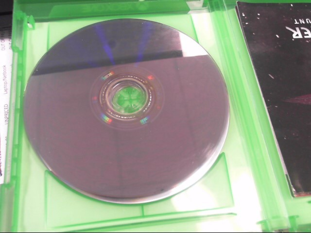 MICROSOFT Microsoft XBOX One Game XBOX ONE GAME THE WITCHER 3 WILD HUNT