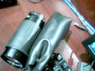 VIVITAR Lens/Filter 75-300MM MACRO