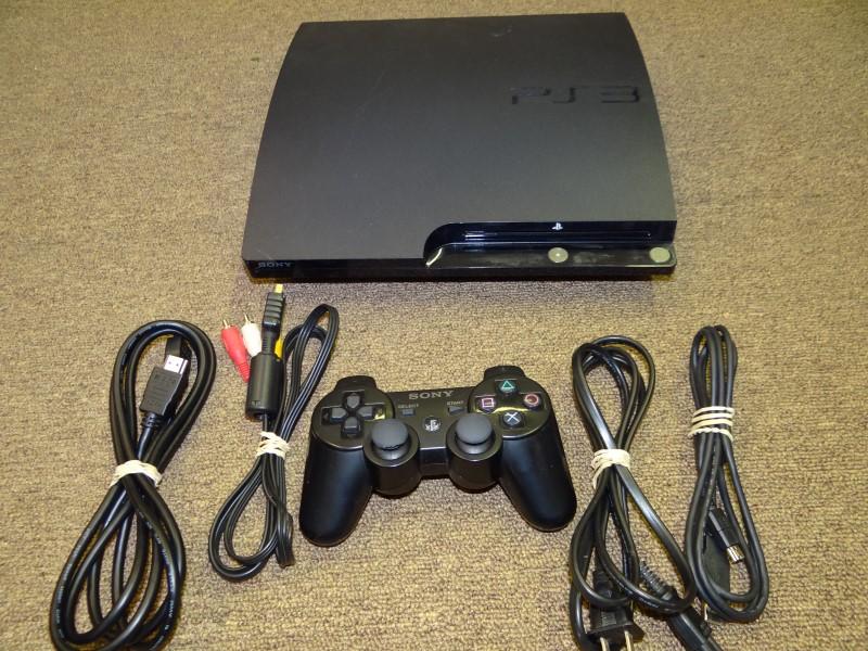 SONY PLAYSTATION 3 - SYSTEM - 250GB - CECH-2001B