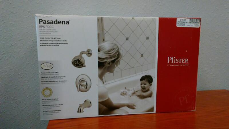 PFISTER Miscellaneous Appliances PASADENA 8P8-PDCC