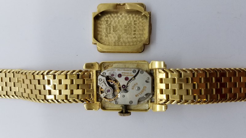GUBELIN Lady's Wristwatch N/A