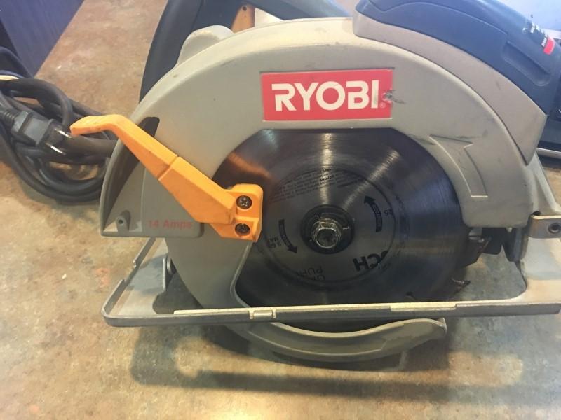 RYOBI Circular Saw CSB140LZ