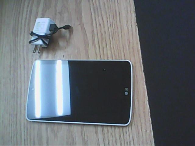 LG Tablet TABLET LGLK430