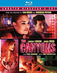 BLU-RAY MOVIE Blu-Ray THE CANYONS