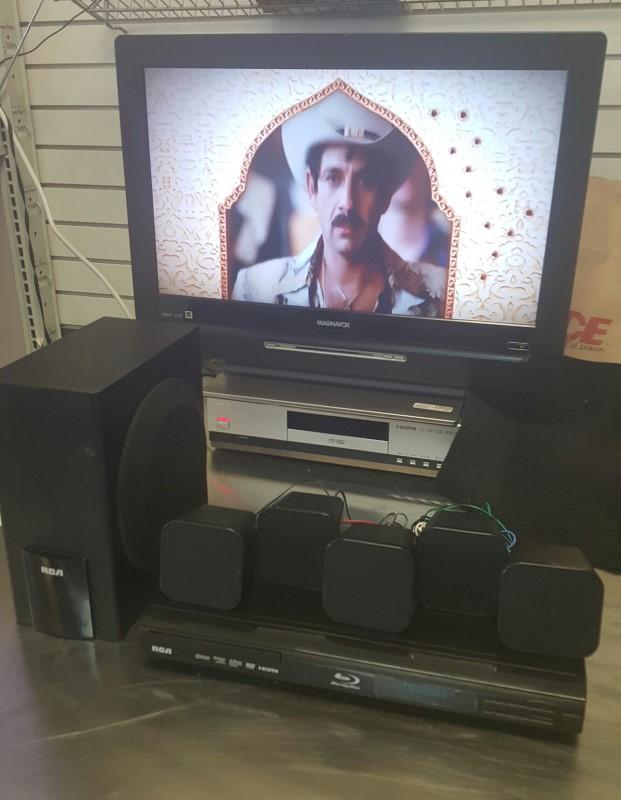 RCA Home Media System RTB10323L