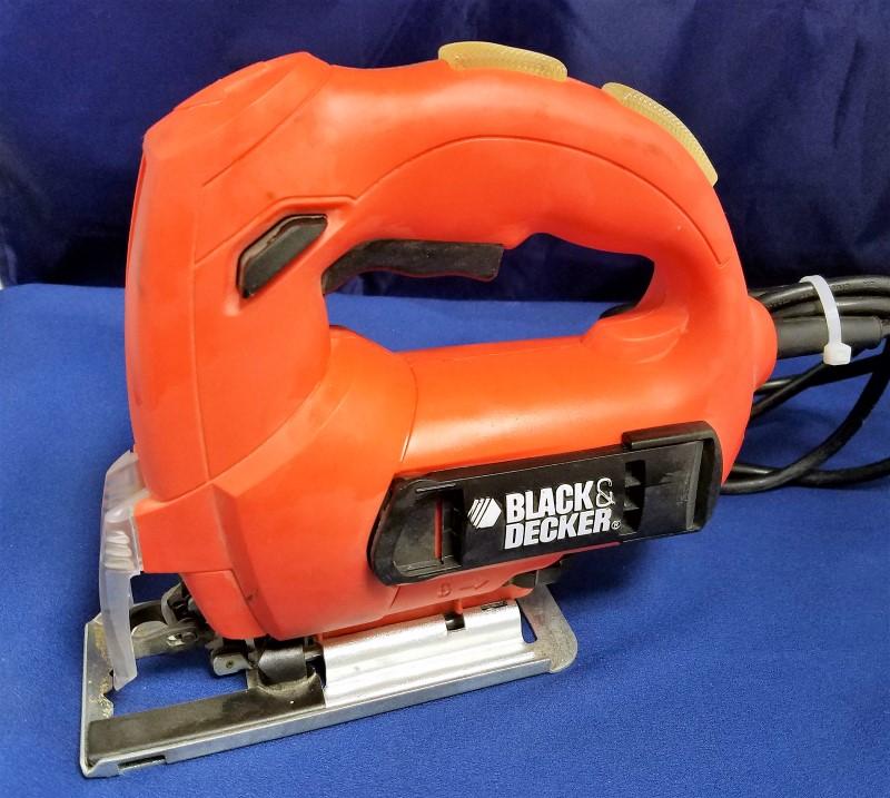 BLACK&DECKER JIGSAW JS510