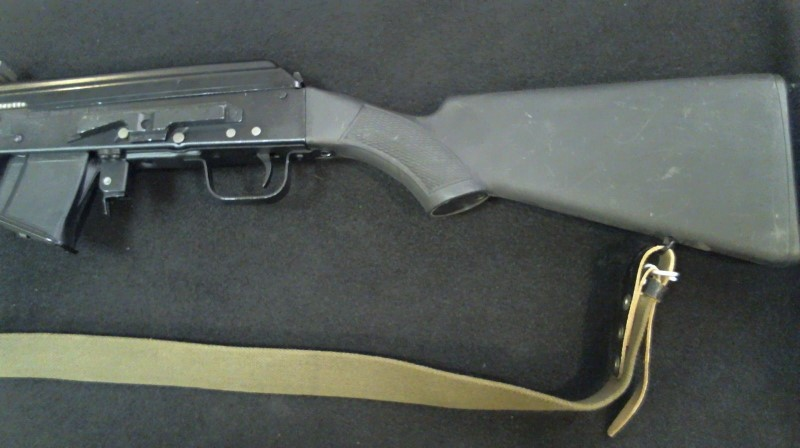 B-WEST IMPORTS Rifle IZMACH SAIGA