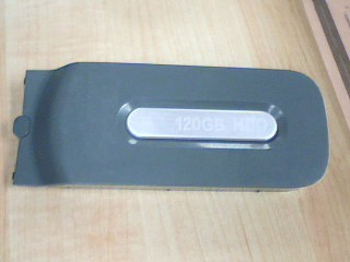 MICROSOFT Video Game Accessory XBOX 360 - 120GB HARD DRIVE