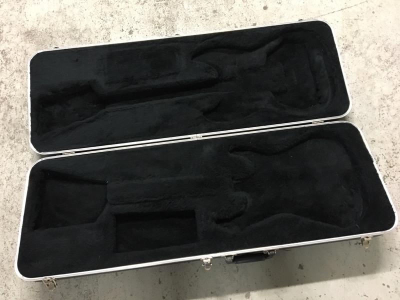 JACKSON GUITARS Musical Instruments Part/Accessory HARD CASE