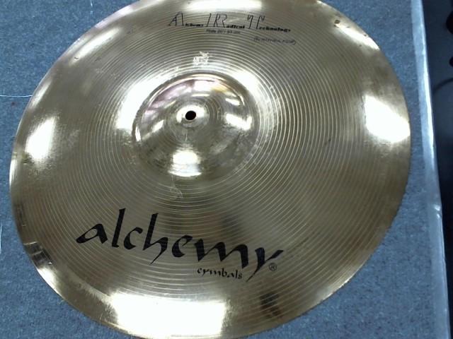 """ALCHEMY CYMBALS Cymbal 20"""" RIDE CYMBAL"""