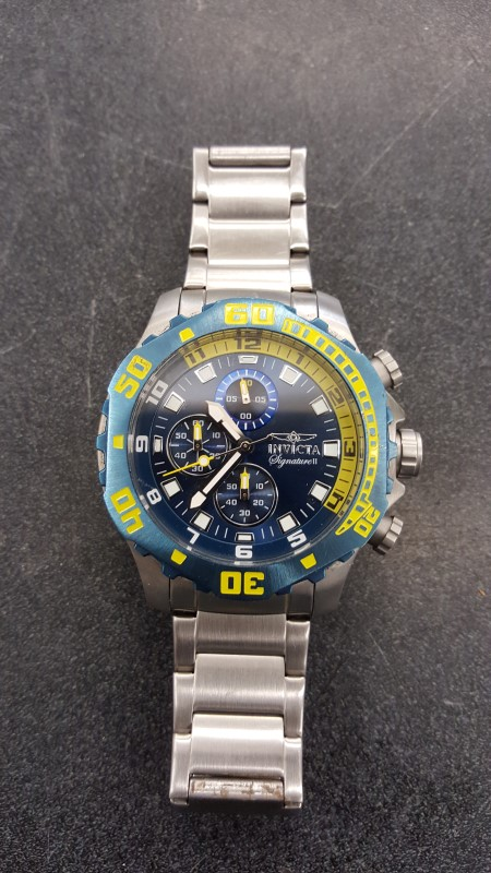 INVICTA Gent's Wristwatch 7353