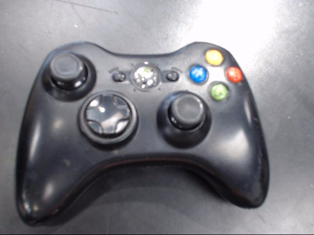 MICROSOFT Video Game Accessory XBOX 360 CONTROLLER - WIRELESS