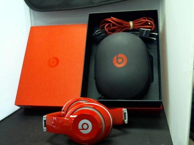 BEATS AUDIO Headphones STUDIO HEADPHONES