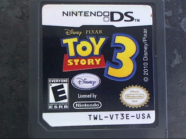 NINTENDO Nintendo DS Game DS TOY STORY 3