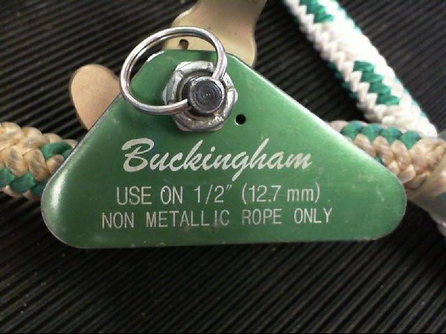 Lanyard Buck-A-Juster Buckingham