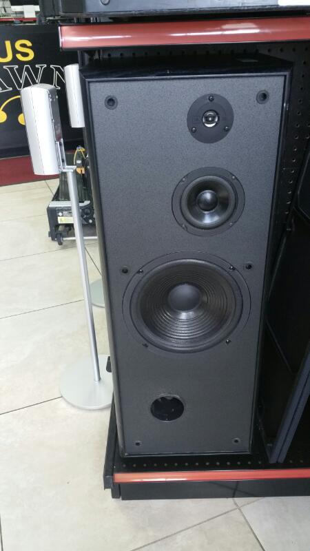 G400 SPEAKERS-HOME JBL  1 PR BLK