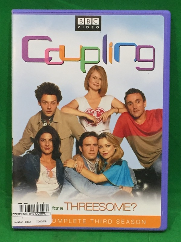 Coupling - The Complete Third Season (DVD, 2004, 2-Disc Set)