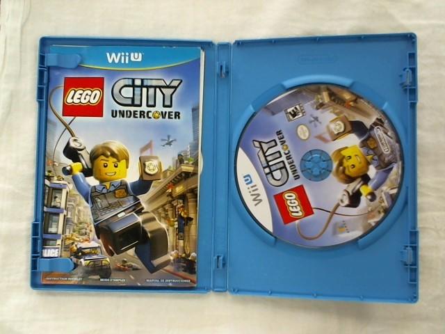 NINTENDO Nintendo Wii U Game QUANTITY - WII U - GAMES