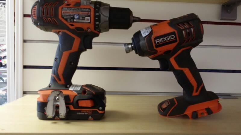 RIDGID TOOLS Cordless Drill R9602