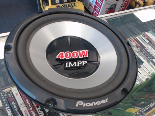 "PIONEER ELECTRONICS Car Speakers/Speaker System IMPP 450W 12"""