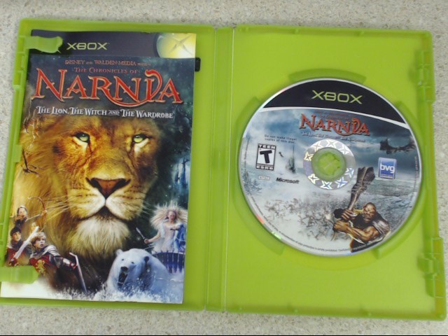 Chronicles of Narnia: The Lion, the Witch, and the Wardrobe (Xbox, 2005)